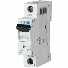 Автоматический выключатель 1 пол. EATON PL4-C25/1