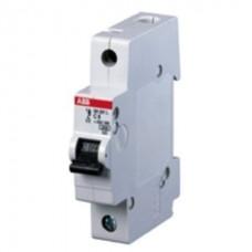 Автоматический выключатель 1пол_ABB_SH201-C40