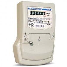 Счетчик электрический Энергомера ЦЭ 6807Б-U K 1,0 220В 10-100А М6Ш6