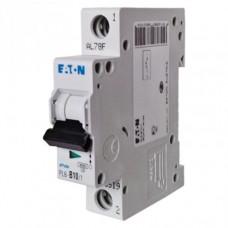 Автоматический выключатель EATON PL6-B10/1