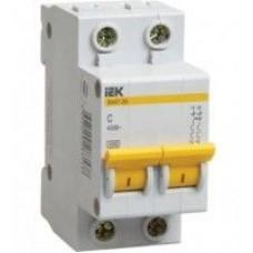 Автоматический выключатель, ВА47-29М, 2P 6A, 4,5кА х-ка B, ИЭК