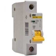 Автоматический выключатель  ВА47-29 1P  5A 4,5кА х-ка B ИЭК