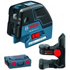 Комби-лазер BOSCH GCL 25 Professional + BM1 (новый) + L-Boxx